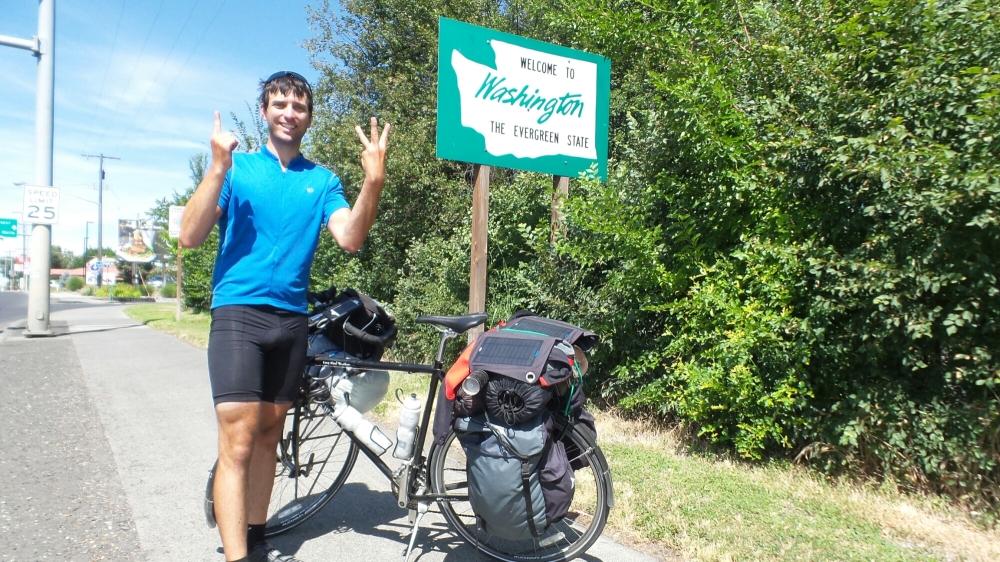 Washington State! State #13